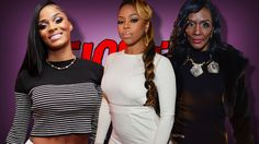 """Love and Hip Hop Atlanta"" stars get in a fight!"