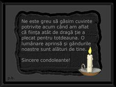 Mesaje de condoleante (03)