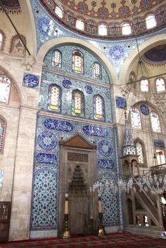 Istanbul: Sokollu Mehmet Pasha Mosque