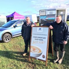 Subaru dealers Shawn and Ian from Unity Leicester had a fantastic day at Thorpe Lodge, Nottinghamshire. They enjoyed watching the Subaru Restricted Point-to-Point race and talking to all the visitors. If you meet the team and would like to talk further visit: http://www.unityautomotive.co.uk/subaru/?gclid=CISWue2z-coCFRG3GwodAYIP7w To find your local dealer visit: www.subaru.co.uk/dealer-locator #GoPointing #Equestrian #Pointtopoint