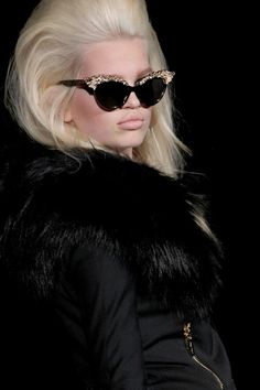 Glasses   Daphne Groeneveld for Dsquared2