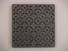 """The Drainage Products Store - Iron Age Raw Cast Iron Interlaken Grate for 12"""" Basin, $98.00 (http://stores.drainageproducts.us/iron-age-raw-cast-iron-interlaken-grate-for-12-basin/)"""