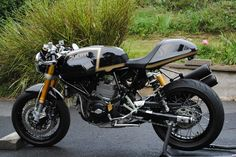 "motographite: DUCATI SPORT CLASSIC 1000 ""PROFILI ORO"" THE DISTURBED ONE"