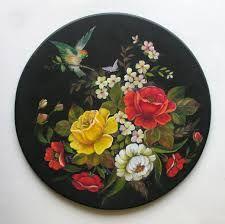 Resultado de imagen para pintura zhostovo