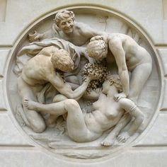 Au  jardin des serres d'Auteuil. Paris 16e