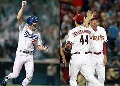 Kirk Gibson is best remembered for belting one of the greatest home runs in World Series history.  As a manager, the 1988 NL MVP has shown great potential, taking the Arizona Diamondbacks to the postseason in 2011 and leading the team to .500 records in both 2012 and 2013.  On Saturday at 4 AM, his D-backs will open their season against the Dodgers at the Sydney Cricket Ground in Australia, nearly 7,800 miles from Chase Field in Phoenix. (Rusty Kennedy/AP; Kevin French/Icon SMI)