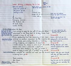 #Learn #english #grammar English Letter Writing, English Grammar Notes, Teaching English Grammar, English Grammar Worksheets, English Idioms, English Vocabulary Words, English Language Learning, English Phrases, Learn English Words