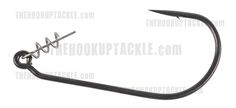 Owner - Twistlock Flippin' Hook  is a revolutionary new hook that is the answer for us looking for a Twistlock hook with the stones to hold up to rigors of Flipping. While traditional flipping hooks have straight shanks and tedious methods of securing bait heads to the shank, the Twistock Flippin' Hook takes this category to a whole new level.   http://www.thehookuptackle.com/fishing-Hooks/Owner/Twistlock+Flippin'+Hook
