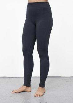 Faux Fur Lined Leggings   Shopgirls   Canadian Women's Clothing c'est moi