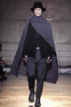 Boris Bidjan Saberi Menswear Fall Winter 2014 Paris - NOWFASHION