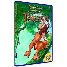 DVD FILM DVD Tarzan