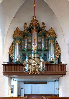 Flensburg, Schleswig-Holstein, Marienkirche