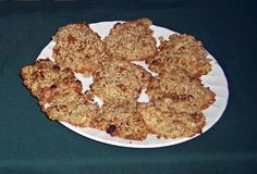 Honey, oat and spiced cakes - Anglo-Saxon recipe