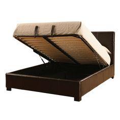 Modus Furniture Lucca Storage Platform Bed