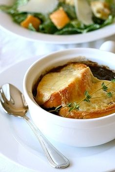 French Onion Soup | Easy Cookbook Recipes