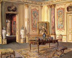 Walter Gay - Le Grand Salon, Musée Jacquemart-André