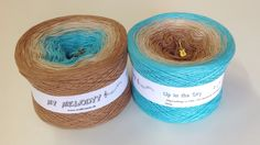 Wolltraum Yarn- Up in the Sky 3 ply