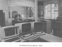 Le centre de calcul IBM 4331 - 1024K