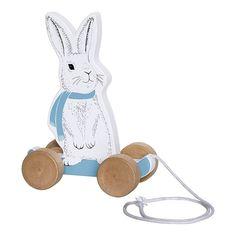 Bloomingville Pull Along Rabbit-product