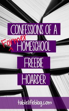 Lean in close, friend. I've got a confession to make and it's almost shameful to talk about. I'm a recovering homeschool freebie hoarder. (This post contains affiliate links; see disclosure for details.) Over the years, I've accumulated flash drive after flash drive of free digital curriculum. I've got cloud storage[Read more]