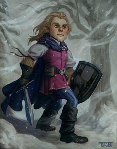 The Snow Prince by NickRoblesArt on deviantART