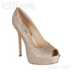 and I shall wear these perfect sparkly shoes with that perfect dress :) that's all I want