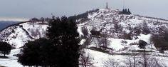 La nieve en el Naranco