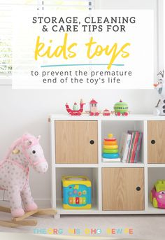 Organization Tips For Toys - Organised storage, cleaning and care tips for kids toys. Lego Storage Boxes, Diy Toy Storage, Kids Storage, Food Storage, Kids Bedroom Organization, Organisation Hacks, Toy Organization, Organising Hacks, Organizing Tips