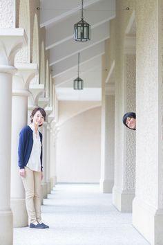 私服でロケーション前撮り(エンゲージメントフォト) - 結婚式の写真撮影 ウェディングカメラマンMS Photography