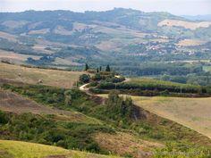 Tavullia (Pesaro, Italy) - Marche countryside