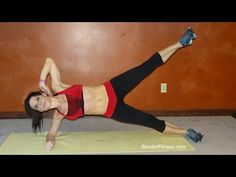 20 Minute Abs & Arms Workout - YouTube