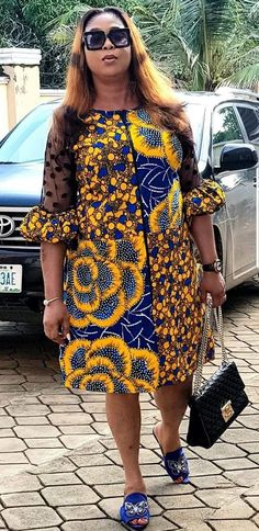 African Fashion Designers, African Fashion Ankara, Latest African Fashion Dresses, African Print Fashion, African Dress Patterns, African Print Skirt, Vitenge Dresses, Short African Dresses, Ankara Dress Styles
