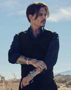 43. Johnny Depp :)