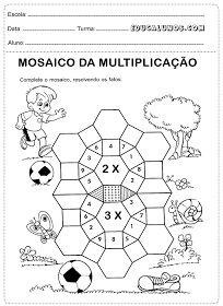 Multiplicação por 2 e 3
