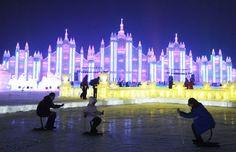 25th Harbin Int'l Ice & Snow Festival_English_Xinhua