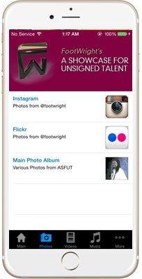 ASFUT iPhone App