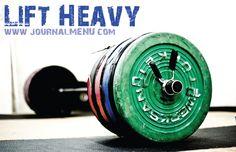 Crossfit Wallpaper - Lift Heavy