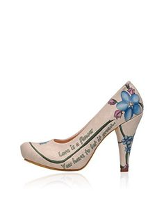 Dogo Shoes Salones Love Is Like A Flower