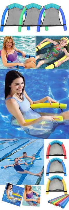 US$12.50 ~ 15.00 Dual Purpose Swimming Pool Seats Stick Detachable Bed Buoyancy Stick Noodle Pool Floating Chair