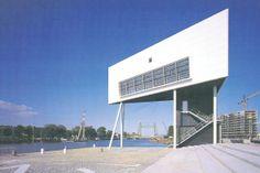Bolles Wilson | Torre de Vigilacia del Puente | Roterdam, Holanda | 1993.