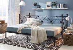 Home affaire Daybett »Jenny«, aus Metall, mit ausziehbarer Liegefläche Yourhome, Decor, Bed, Furniture, Home Decor