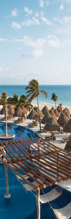 Playa Mujeres, Mexico.