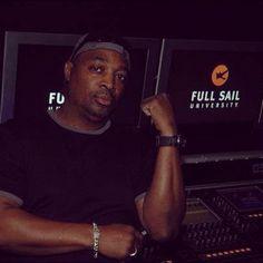 #fullsailuniversity hosted hip-hop legend @MrChuckD of Public Enemy back in '08.