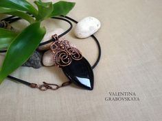 Hey, I found this really awesome Etsy listing at https://www.etsy.com/ru/listing/462725962/copper-pendant-agate-wire-copper-jewelry