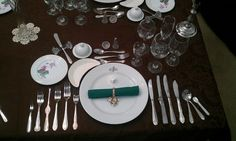 Formal Place Setting 12 Course Dinner - Salt cellar - Wikipedia, the free encyclopedia