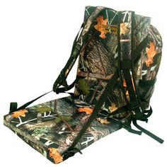 Northeast Products Therm-A-Seat Z-Pack | Mills Fleet Farm | Backpack and seat!! Roomy compartments for extra gear.