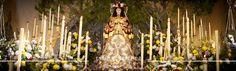 www.enriquemartinezfotografia.com Our Lady, Angel, Candles, Painting, Art, Saints, Virgin Mary, Fotografia, Art Background