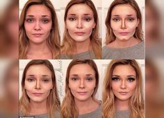 27 Amazing Makeup Transformations - Minq.com