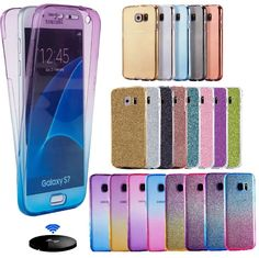 Samsung Phone case cover shockproof 360°Protective Clear Gel Case Cover galaxy | Mobile Phones & Communication, Mobile Phone & PDA Accessories, Cases & Covers | eBay!