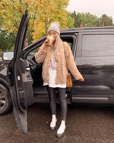 Cute Fall Outfits, Fall Winter Outfits, Winter Wear, Simple Outfits, Autumn Winter Fashion, Casual Outfits, Cold Weather Fashion, School Fashion, Passion For Fashion